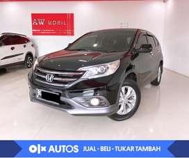 Honda CRV 2.0 RM1 AT 2013
