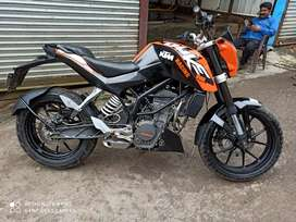 KTM Duke awesome condition tyre new all documents clear hury up gyyz
