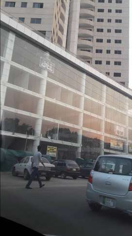 Shop for sale in boulevard heights at main boulevard  gulberg III
