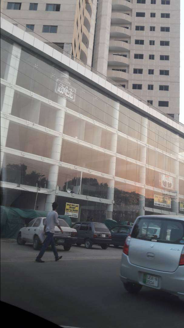Shop for sale in boulevard heights at main boulevard  gulberg III 0