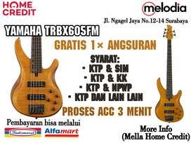 Promo Kredit Yamaha TRBX605FM Gratis 1× Angsuran di Melodia Musik