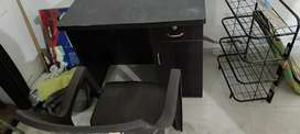 Computer Table with Drawer from Pepperfry