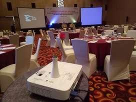 Jasa Rental LCD Proyektor dan Screen murah 24 Jam Area Klaten Tengah