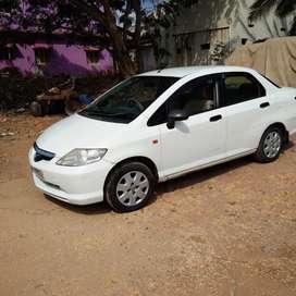 Honda city car urgent sale