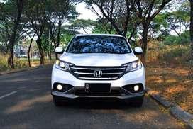 Honda CRV 2.4 AT 2014 Warna Putih Mutiara