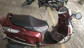 'Honda Aviator' Good looking,  rare use Scooter for Sale. Model Dec.17