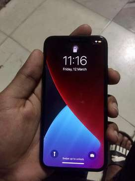 Iphone x 64gb non approved
