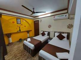 Twin share double share pg for boys male at Malad West