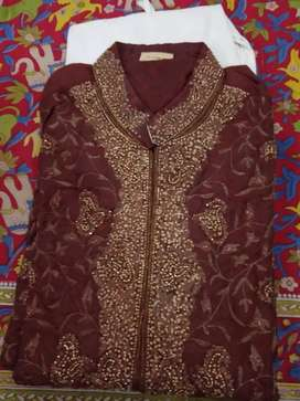 2 Very Attractive one time used Sherwanis for sale Brand Manyavar