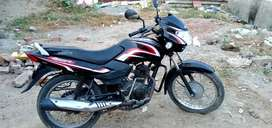 Good condition bike and 2017modal DL number