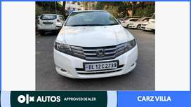 Honda City 1.5 V Automatic, 2010, Petrol