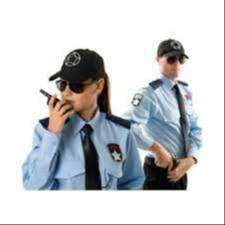 REQUIRED SECURITY GUARD