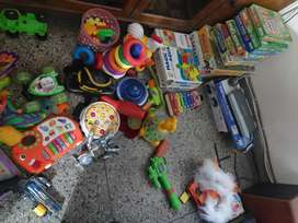 Toys - used