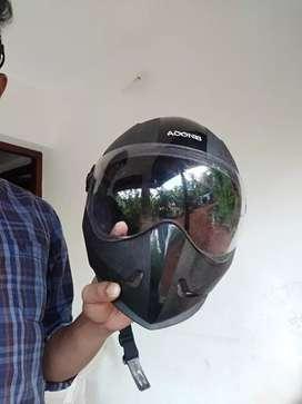 Helmet  Steel Bird