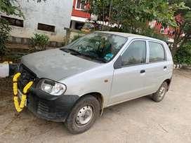 Rarely used car
