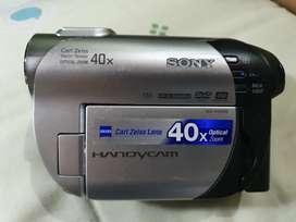 Handycam SONY DCR-DVD 608E