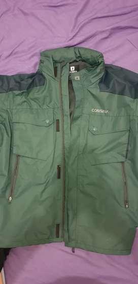 Jual jaket consina blackburn warna hijau XL