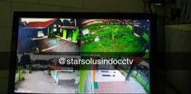 AMANKAN CCTV 2MP SIAP PANTAU FREE PEMASANGAN