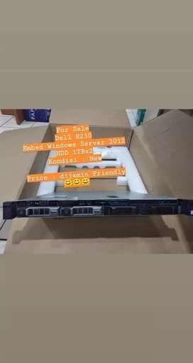 Dell R230 E3-Server Dell