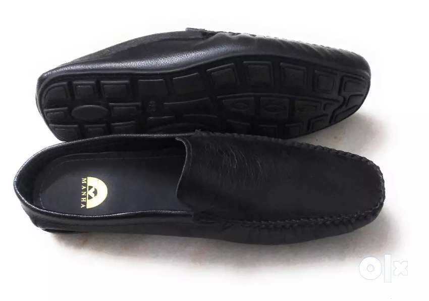 MANHA Leather Loafers 0