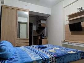 Apartemen gunung putri disewakan harian dan transit murah aman nyaman
