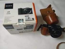 Sony Alpha 5100 Fullset Second