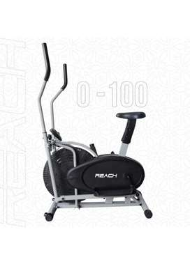 Reach Orbitrek Exercise Cycle and Cross Trainer