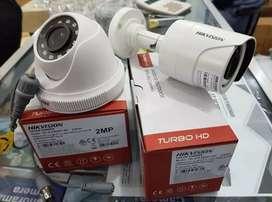 Paket Cctv Murah Jernih HD 2mp 5mp Bergaransi Demak