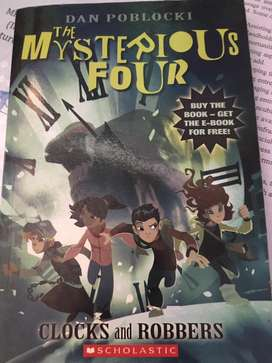The mysterious four Book