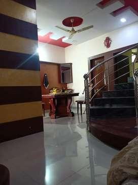 3bhk full furnished in vijay nagar mahalaxmi nagar