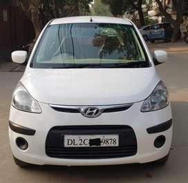 Hyundai i10 2007-2010 Sportz 1.2 AT, 2010, Petrol