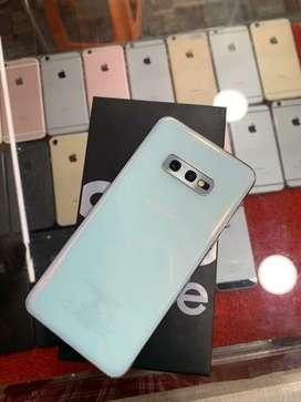 Samsung S10e(6/128). White Colour