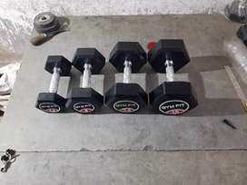 Dumbbell in various size
