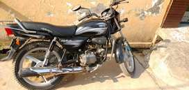 Motorcycle in good condition. All document available.