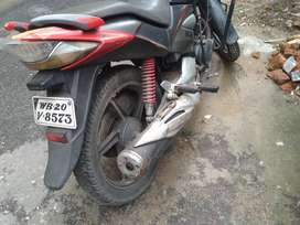Cbz extreme good condition self start 50 up millage..