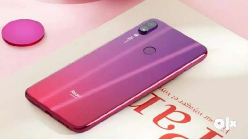 Redmi  note 7 neet conditions like new piec 0