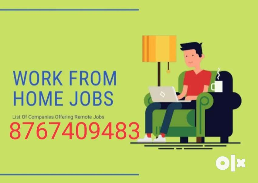 Urgent Vacancy For Part Time/full Time/home Based Work@ Back Office