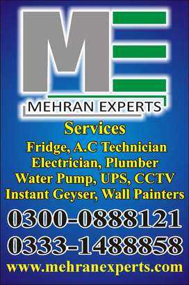 ac technician,Electrician,plumber,Geysar,aluminium,led,electric motors