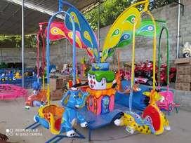 kereta panggung fiber komedi putar safari Ek all new odong