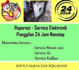 Ahlinya service Mesin cuci all merk Kulkas 2pintu tidak dingin & Ac