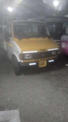 TATA 407  pickup new insurance 2 tyre new
