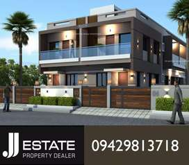 New Booking of Luxurious Duplex/Bunglows Nr. Big Bazzar - J.J.ESTATE
