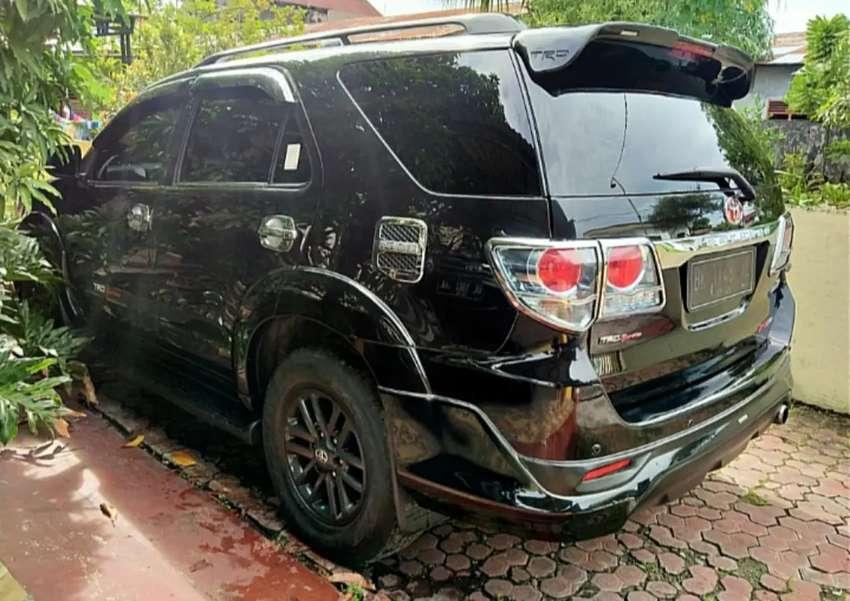 Toyota Fortuner TRD VNT matic turbo tahun 2013
