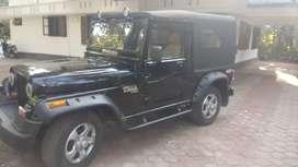Mahindra thar converted to MM540