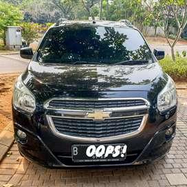 Chevrolet Spin Diesel 2013 LTZ Harga Murah