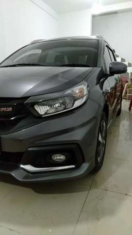 Honda mobilio RS at 2017 km 41rb over cpt 115jt!ss3jt x22bln lg bs tt