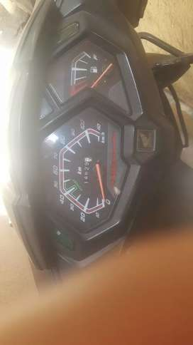 Want to sell honda dio one year used