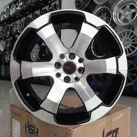Velg mobil R17 HSR racing Avanza veloz, mobilio, livina, baleno