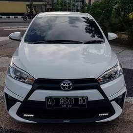 All new Yaris S trd 2017 MT limited km 9rb smpanan