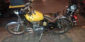 Best maintain bullet ..with engine buff and new handle